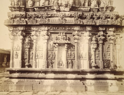 Details of main shrine, Chintalarayasvami Temple [Venkataramana Temple], Tadpatri, Anantapur District